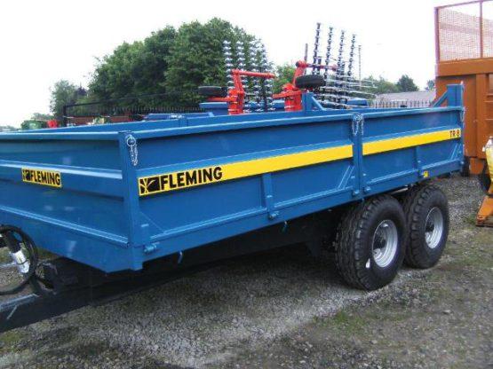 fleming tr8 trailer